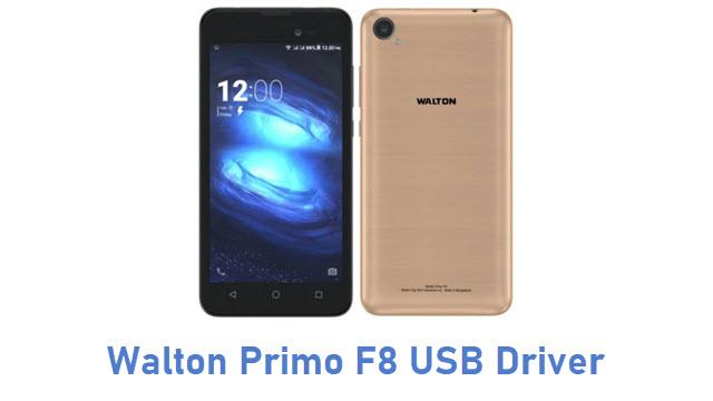 Walton Primo F8 USB Driver