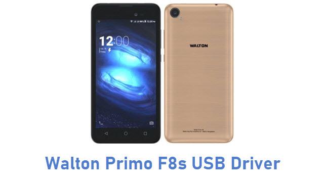 Walton Primo F8s USB Driver