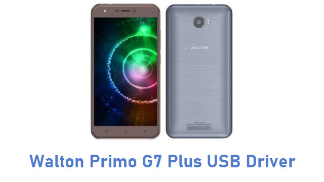Walton Primo G7 Plus USB Driver