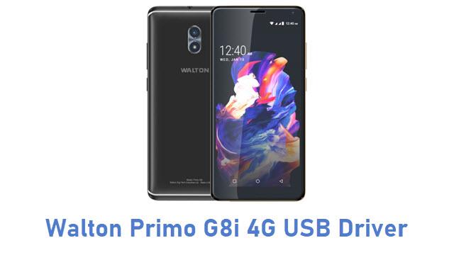 Walton Primo G8i 4G USB Driver