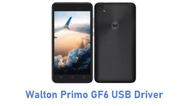 Walton Primo GF6 USB Driver