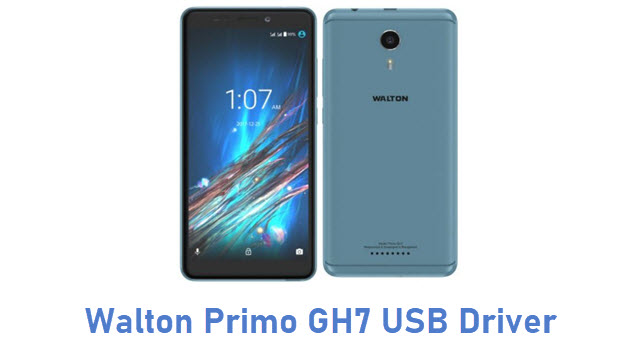 Walton Primo GH7 USB Driver
