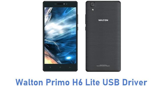 Walton Primo H6 Lite USB Driver