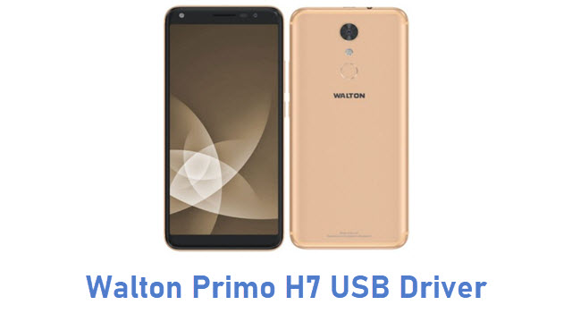 Walton Primo H7 USB Driver