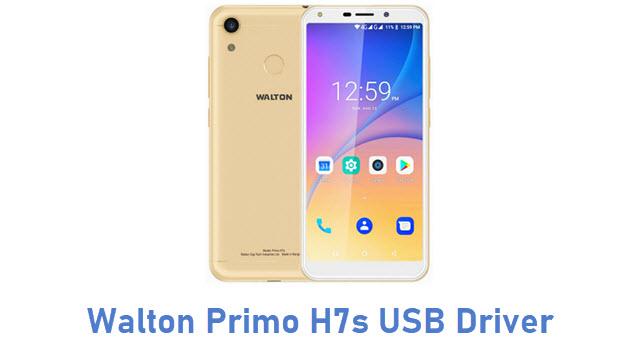Walton Primo H7s USB Driver