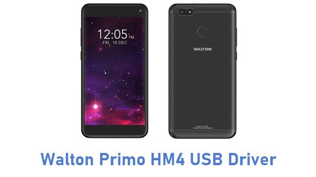 Walton Primo HM4 USB Driver