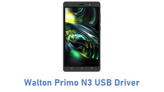 Walton Primo N3 USB Driver