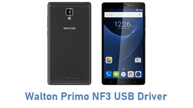 Walton Primo NF3 USB Driver