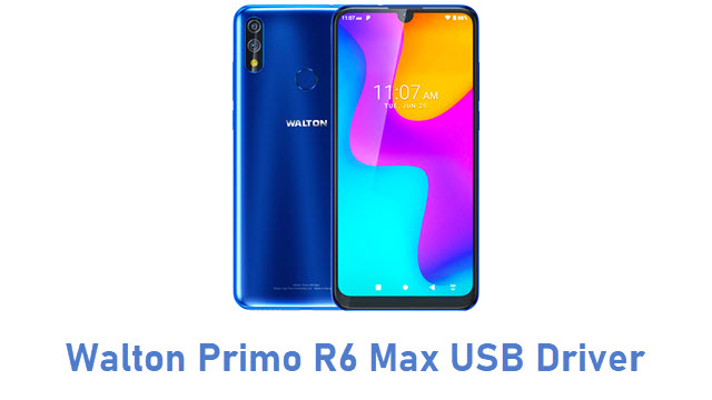 Walton Primo R6 Max USB Driver
