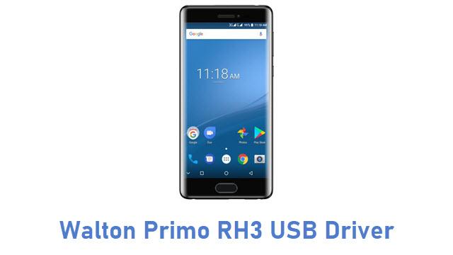 Walton Primo RH3 USB Driver