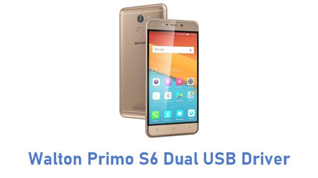 Walton Primo S6 Dual USB Driver