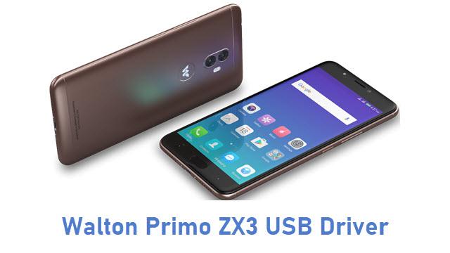 Walton Primo ZX3 USB Driver