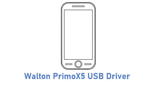 Walton PrimoX5 USB Driver