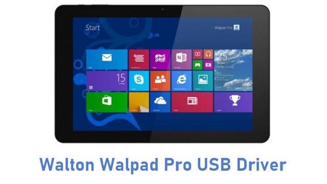 Walton Walpad Pro USB Driver