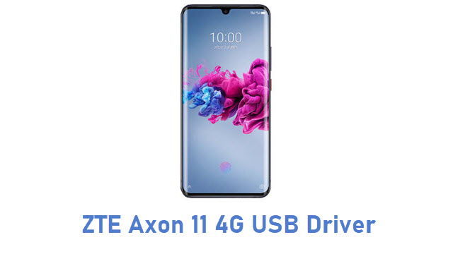 ZTE Axon 11 4G USB Driver