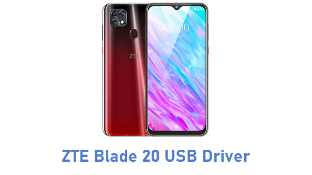 ZTE Blade 20 USB Driver