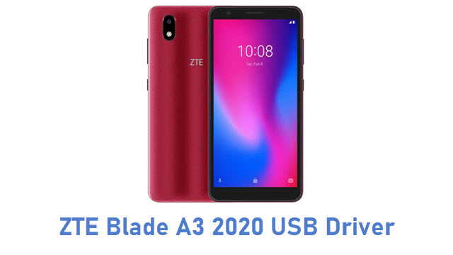 ZTE Blade A3 2020 USB Driver