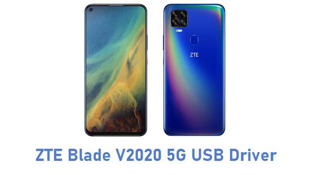 ZTE Blade V2020 5G USB Driver