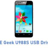 ZTE Geek U988S USB Driver