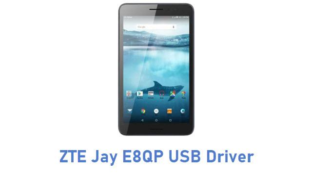 ZTE Jay E8QP USB Driver
