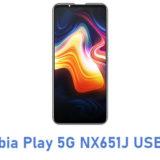 ZTE Nubia Play 5G NX651J USB Driver