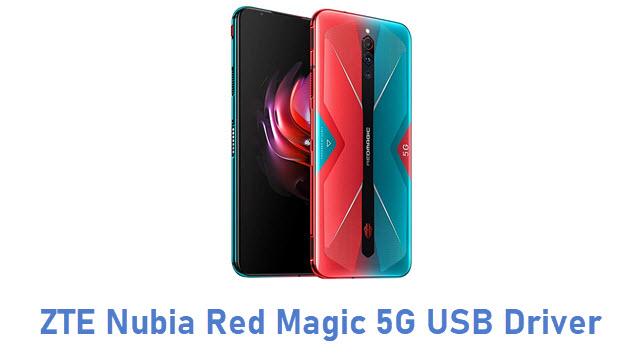 ZTE Nubia Red Magic 5G USB Driver