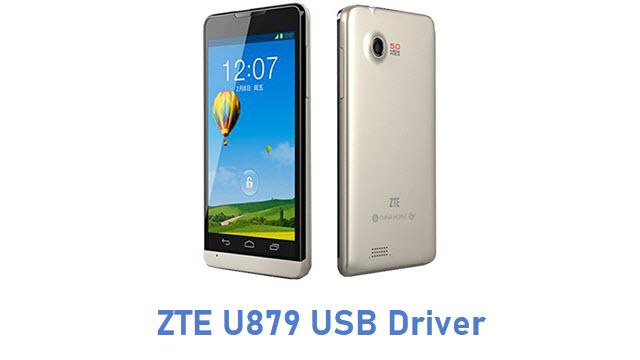 ZTE U879 USB Driver