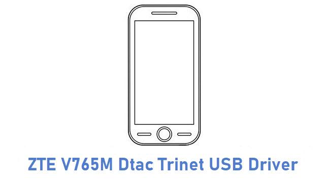 ZTE V765M Dtac Trinet USB Driver