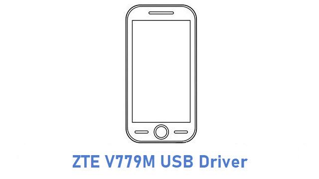 ZTE V779M USB Driver