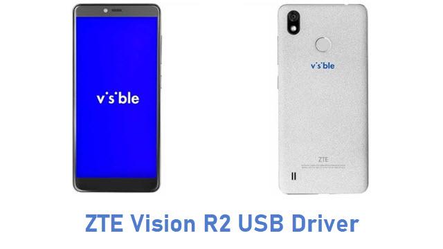 ZTE Vision R2 USB Driver