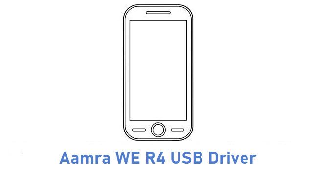 Aamra WE R4 USB Driver