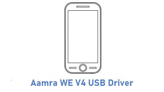 Aamra WE V4 USB Driver