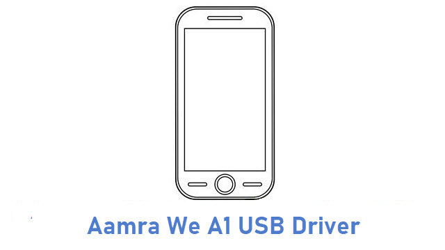 Aamra We A1 USB Driver