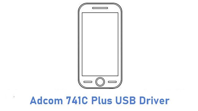 Adcom 741C Plus USB Driver