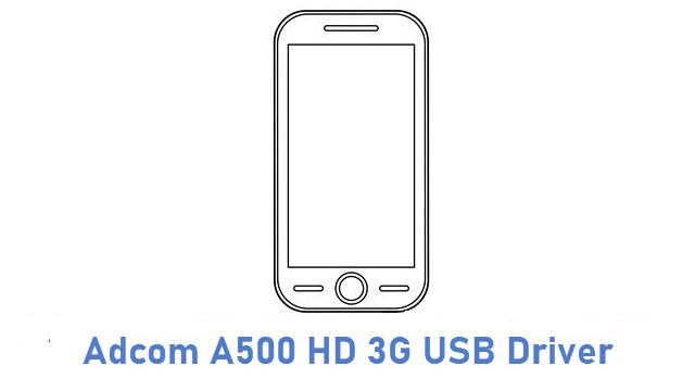 Adcom A500 HD 3G USB Driver