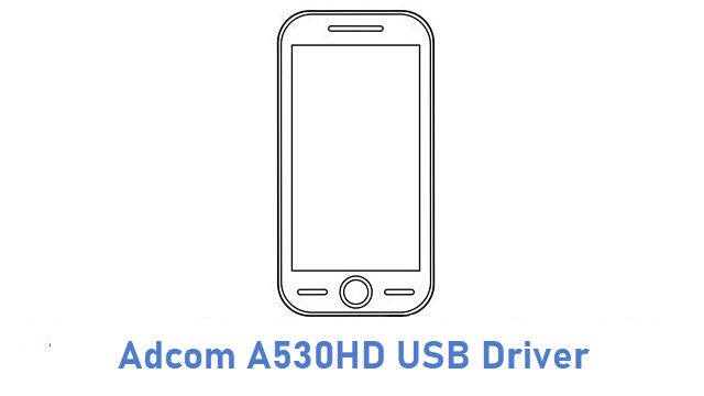 Adcom A530HD USB Driver