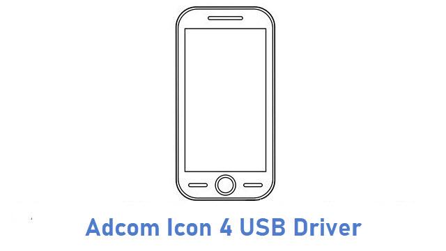 Adcom Icon 4 USB Driver