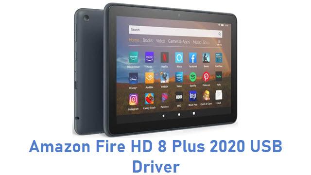 Amazon Fire HD 8 Plus 2020 USB Driver