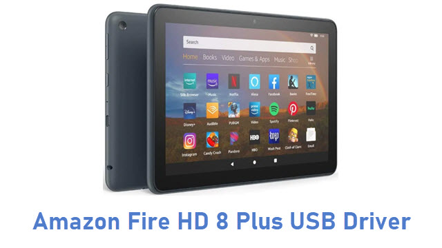 Amazon Fire HD 8 Plus USB Driver