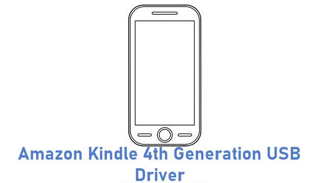 Amazon Kindle 4th Generation USB Driver