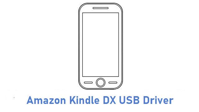 Amazon Kindle DX USB Driver