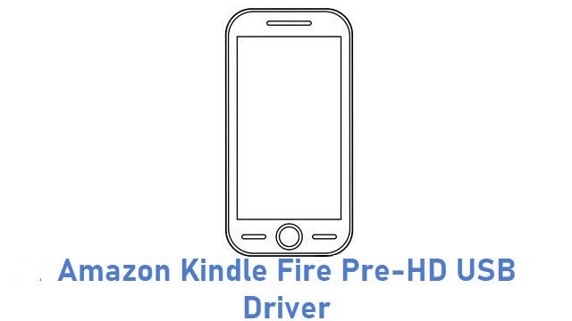 Amazon Kindle Fire Pre-HD USB Driver