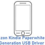 Amazon Kindle Paperwhite 6th Generation USB Driver