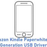 Amazon Kindle Paperwhite 7th Generation USB Driver