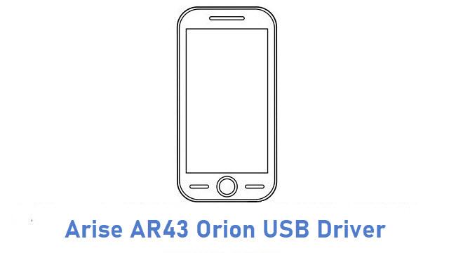 Arise AR43 Orion USB Driver