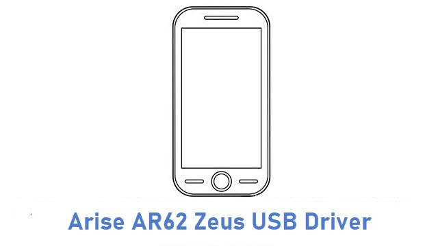 Arise AR62 Zeus USB Driver