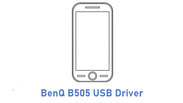 BenQ B505 USB Driver