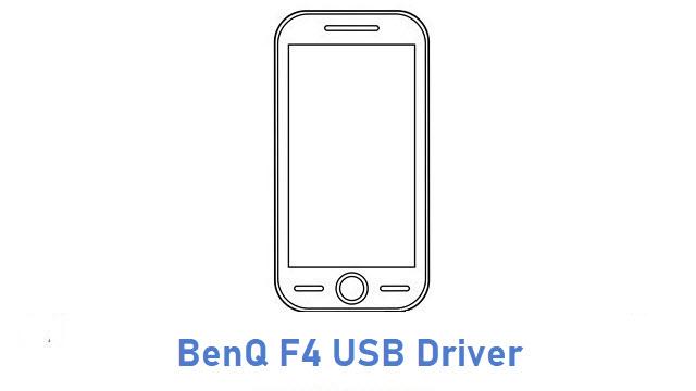 BenQ F4 USB Driver