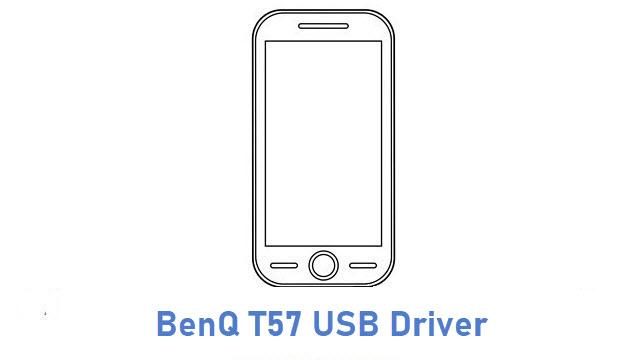 BenQ T57 USB Driver