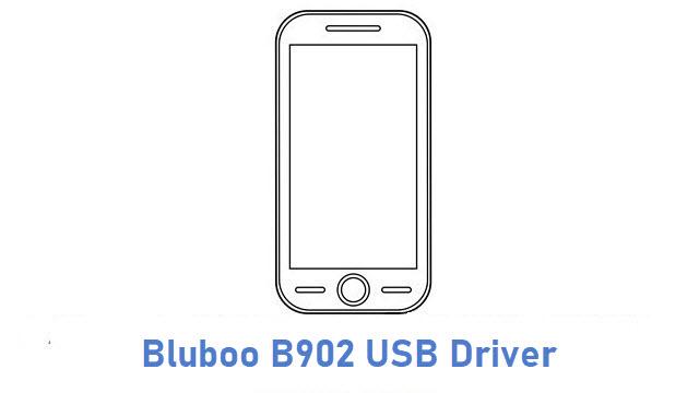 Bluboo B902 USB Driver